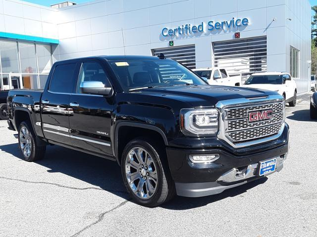 used 2017 GMC Sierra 1500 car, priced at $48,999