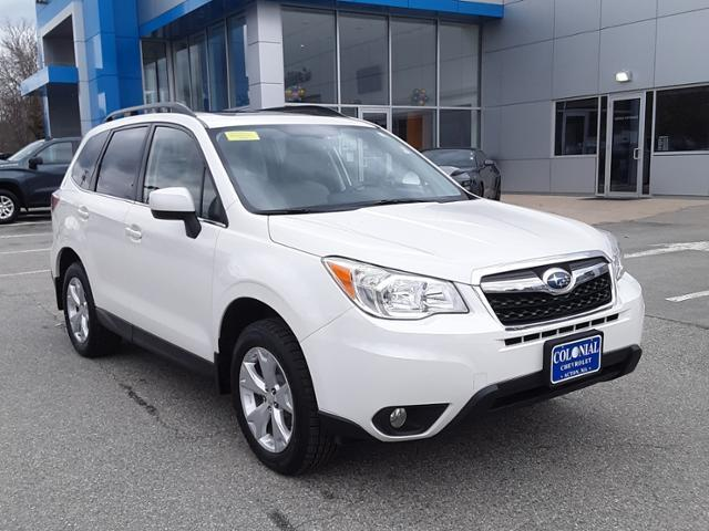 used 2016 Subaru Forester car, priced at $20,994