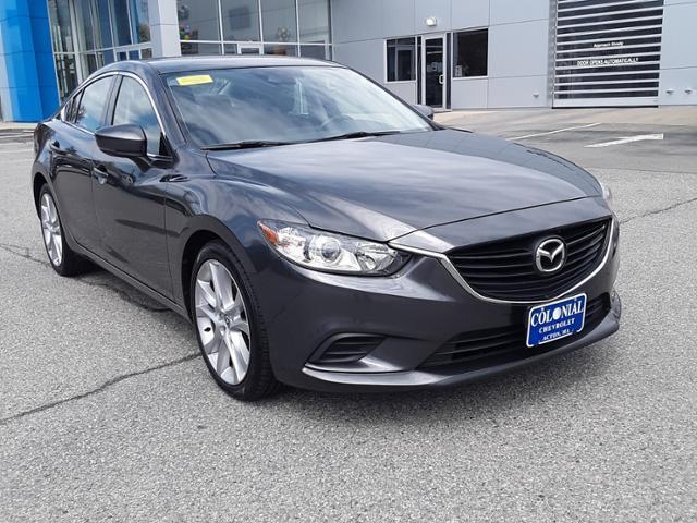 used 2017 Mazda Mazda6 car, priced at $19,798