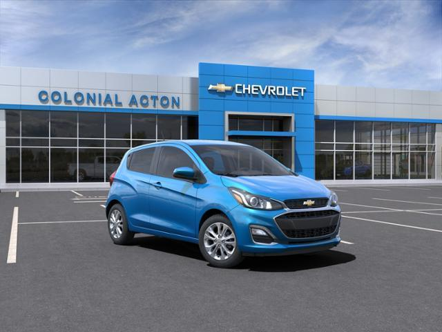 new 2021 Chevrolet Spark car, priced at $17,005