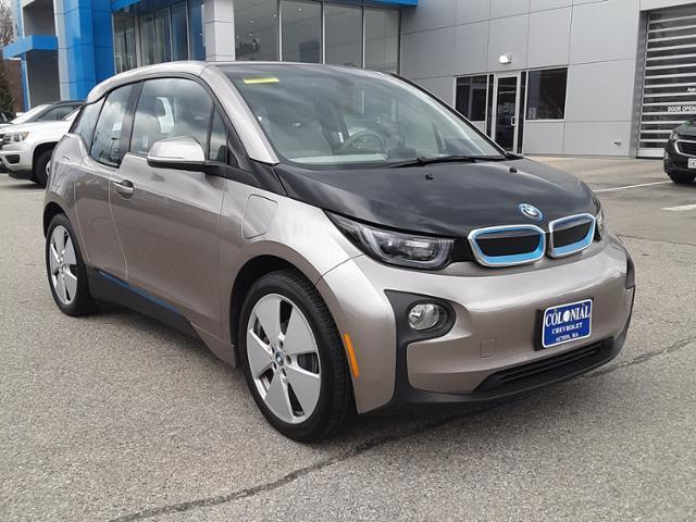used 2014 BMW i3 car, priced at $16,995