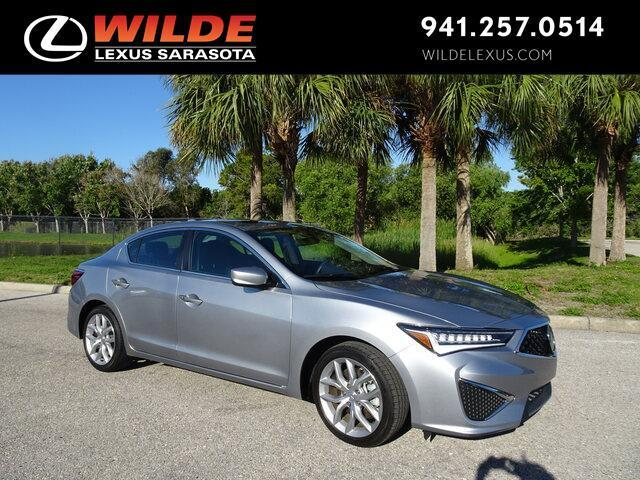 used 2019 Acura ILX car, priced at $24,499