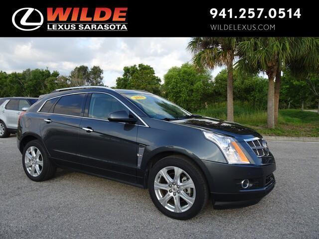 used 2010 Cadillac SRX car, priced at $13,999