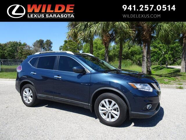 used 2016 Nissan Rogue car, priced at $15,222