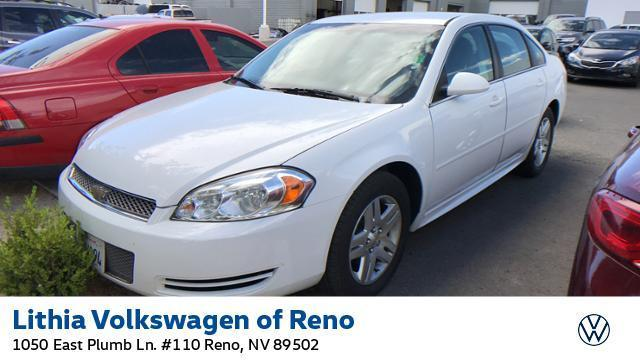 used 2016 Chevrolet Impala Limited car, priced at $13,995