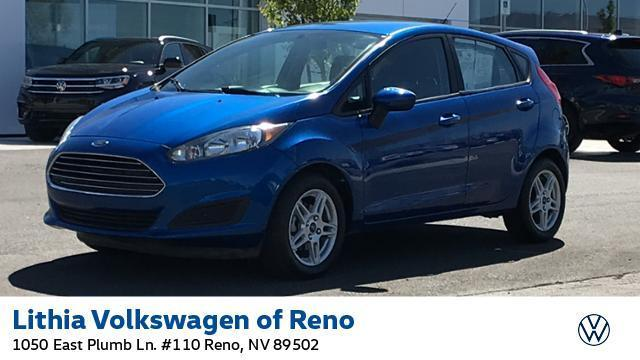 used 2019 Ford Fiesta car, priced at $14,995