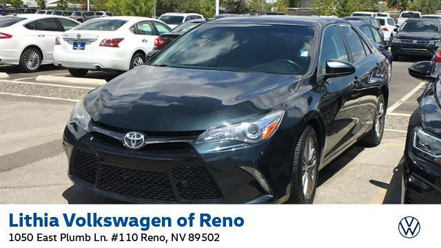 used 2015 Toyota Camry car, priced at $14,550
