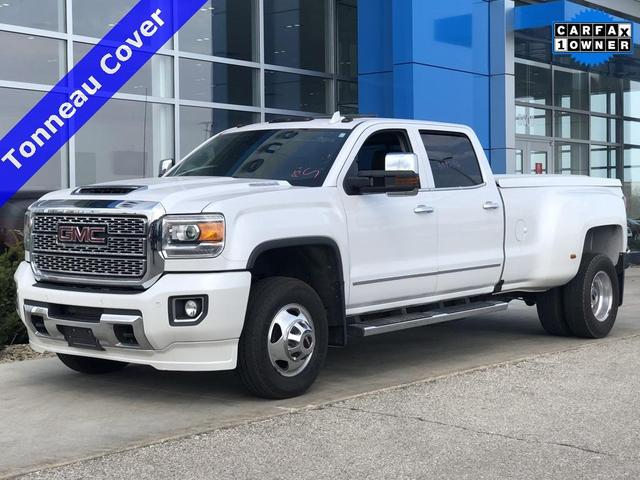 used 2018 GMC Sierra 3500 car, priced at $70,994