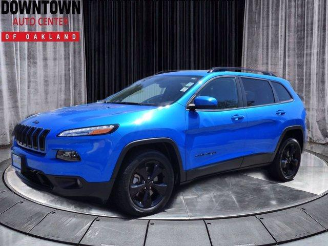 used 2018 Jeep Cherokee car, priced at $17,995