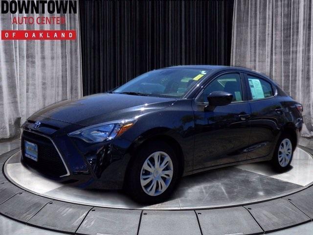 used 2020 Toyota Yaris Sedan car, priced at $17,995