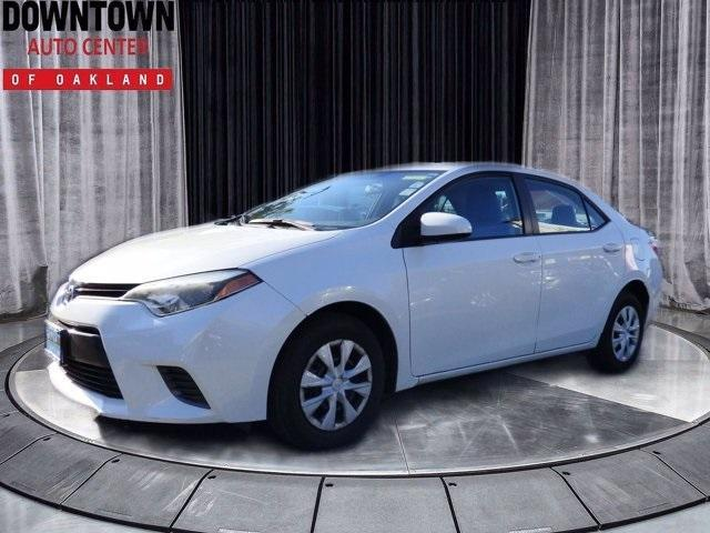 used 2016 Toyota Corolla car, priced at $14,495
