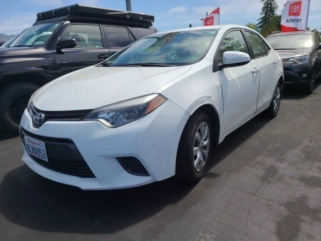 used 2016 Toyota Corolla car, priced at $14,595