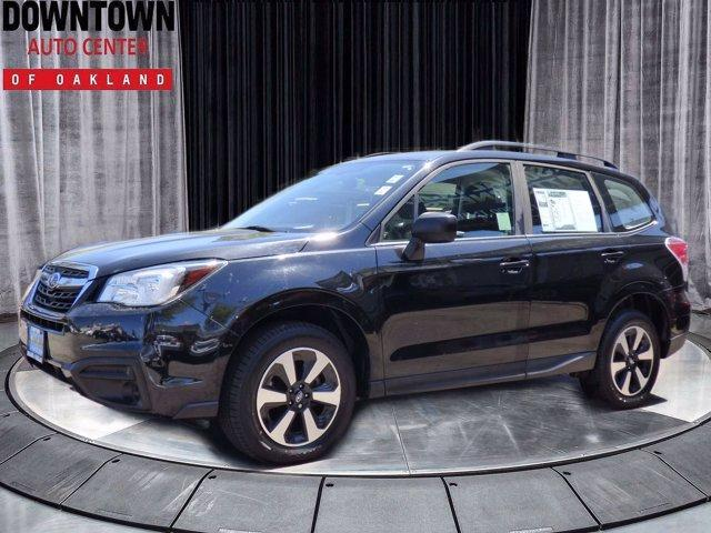used 2018 Subaru Forester car, priced at $17,995