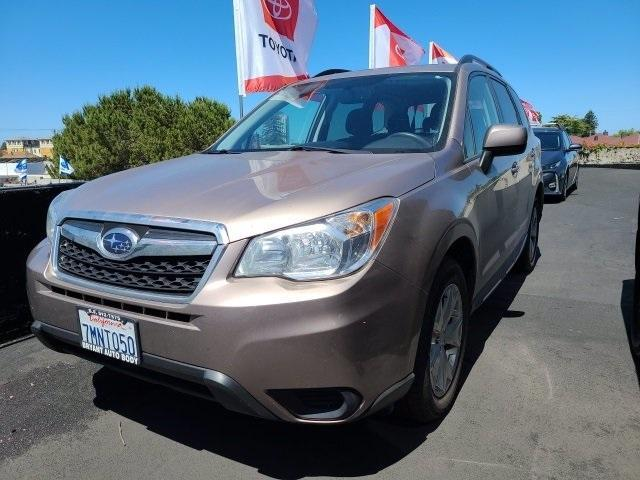 used 2015 Subaru Forester car, priced at $16,895
