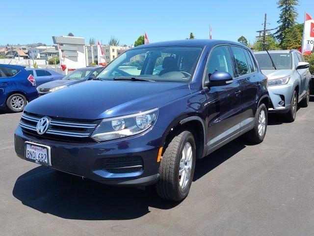 used 2012 Volkswagen Tiguan car, priced at $10,995