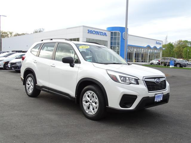 used 2019 Subaru Forester car, priced at $21,495