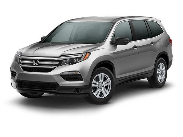 used 2018 Honda Pilot car