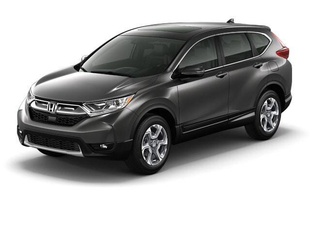 used 2018 Honda CR-V car