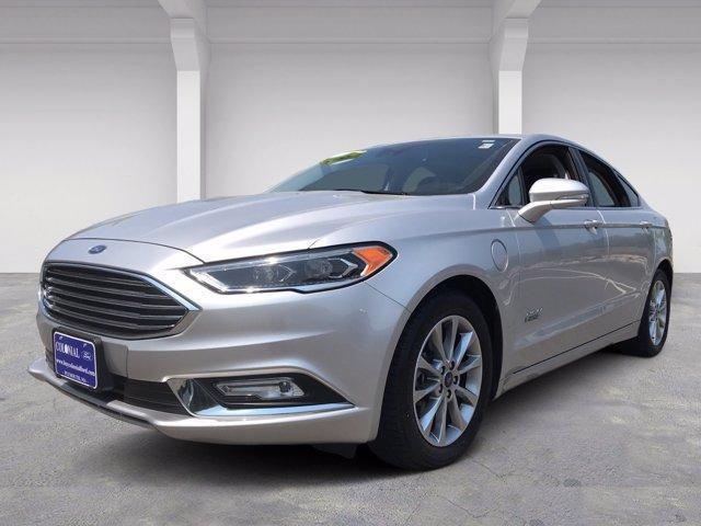 used 2018 Ford Fusion Energi car, priced at $23,485