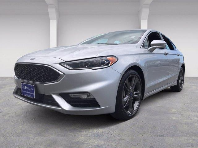 used 2018 Ford Fusion car, priced at $26,985