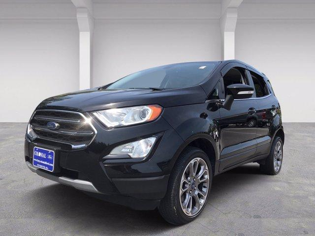 used 2018 Ford EcoSport car, priced at $19,985