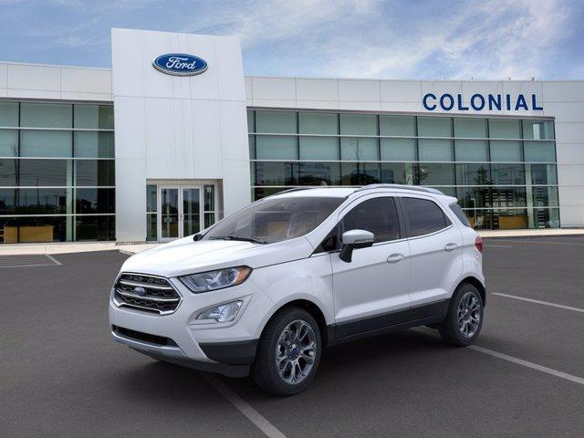 new 2020 Ford EcoSport car, priced at $24,500