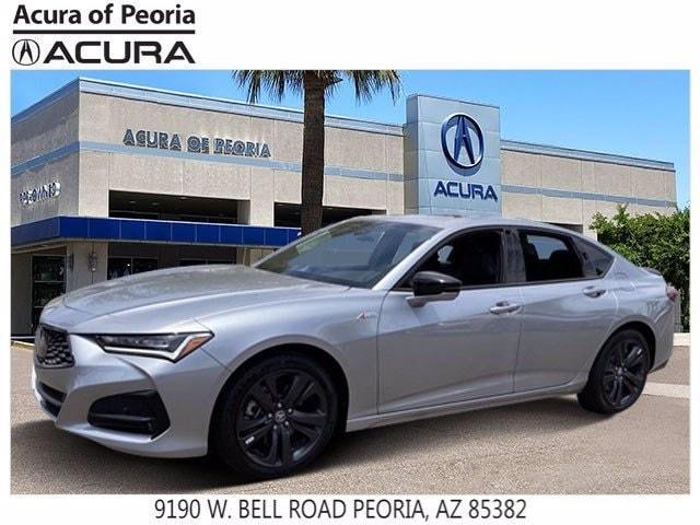 new 2021 Acura TLX car, priced at $41,750