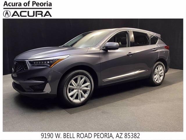 new 2021 Acura RDX car, priced at $37,200