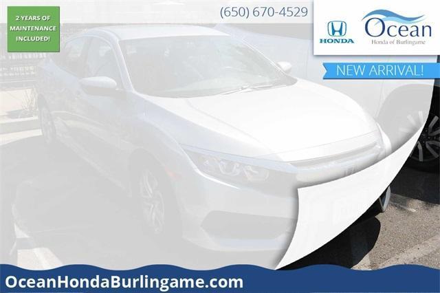 used 2017 Honda Civic car, priced at $15,991