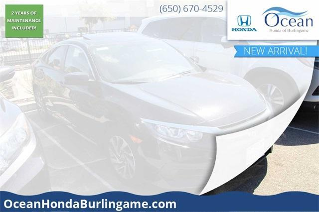used 2017 Honda Civic car, priced at $19,473