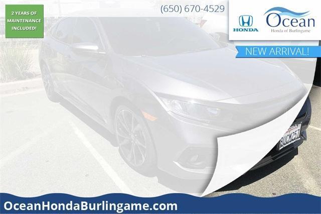 used 2020 Honda Civic car, priced at $23,888