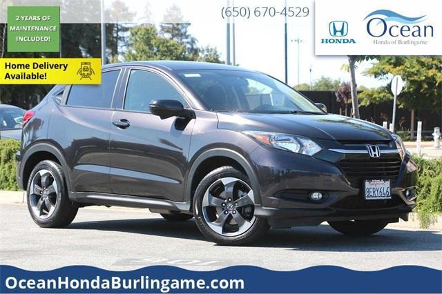 used 2018 Honda HR-V car, priced at $21,991