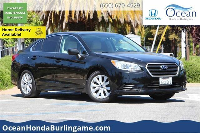 used 2017 Subaru Legacy car, priced at $19,464