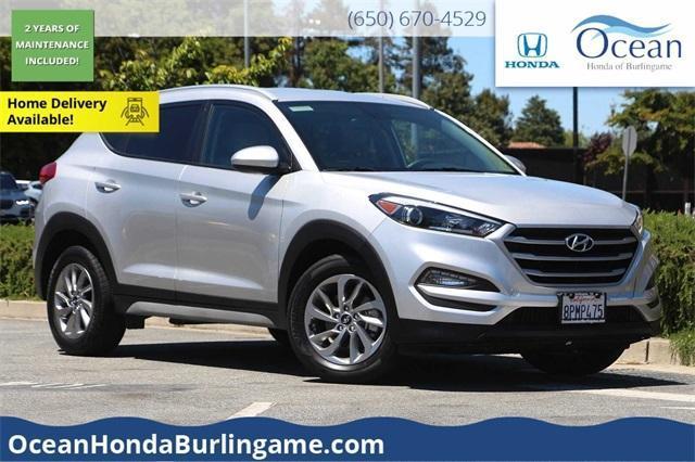 used 2018 Hyundai Tucson car, priced at $18,888