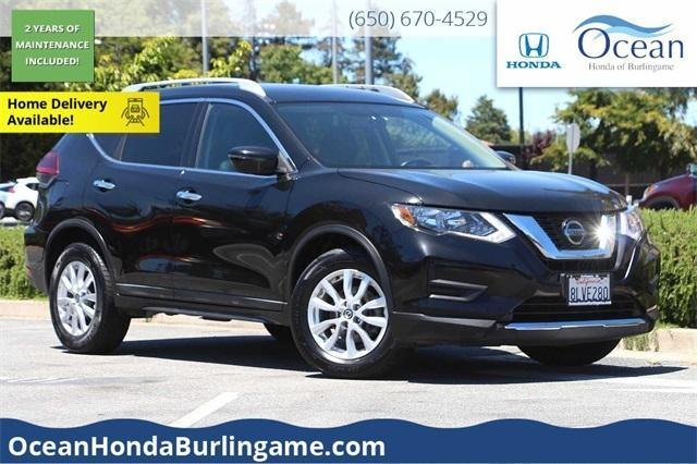 used 2018 Nissan Rogue car, priced at $19,991