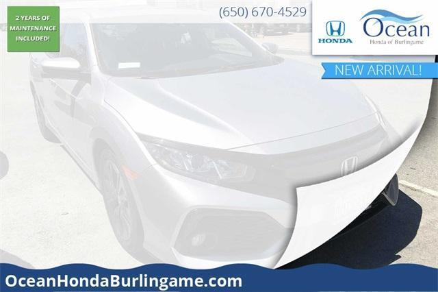 used 2018 Honda Civic car, priced at $22,976
