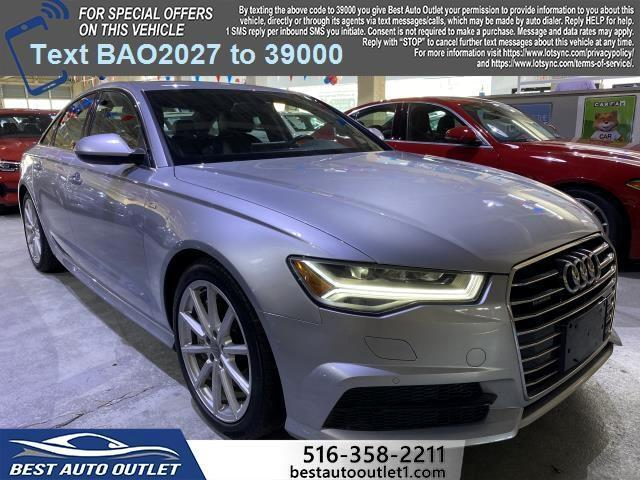 used 2018 Audi A6 car, priced at $23,498