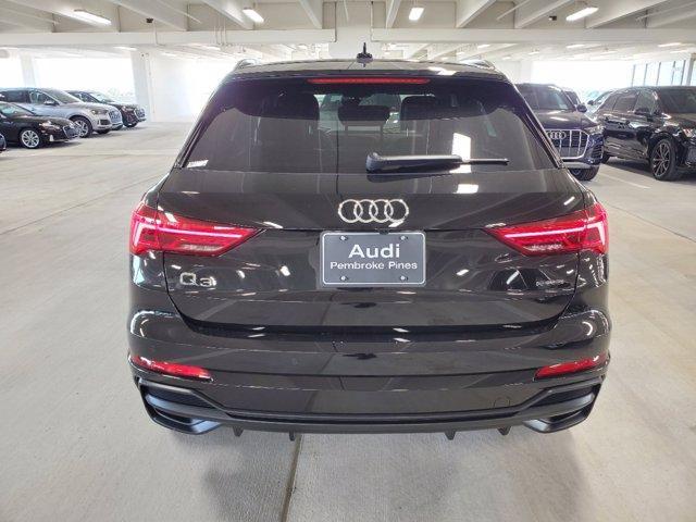 new 2021 Audi Q3 car, priced at $41,595