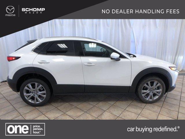 new 2021 Mazda CX-30 car, priced at $31,445