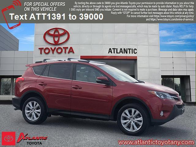 used 2015 Toyota RAV4 car