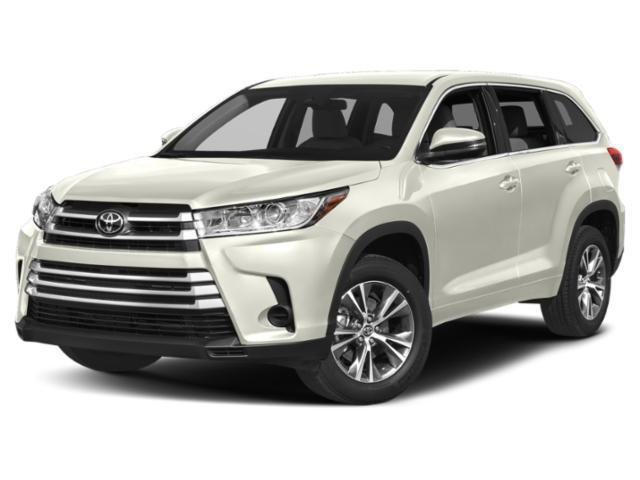new 2019 Toyota Highlander car, priced at $37,038