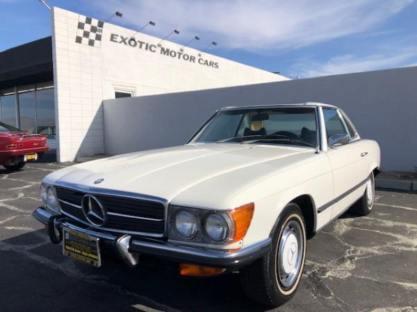 used 1972 Mercedes-Benz 350SL car, priced at $16,900
