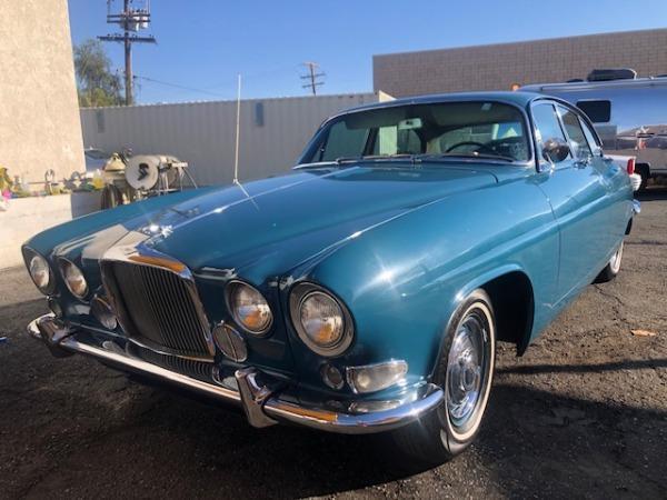 used 1966 Jaguar Mark X car, priced at $19,900