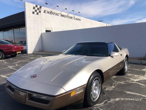 used 1986 Chevrolet Corvette car, priced at $11,900