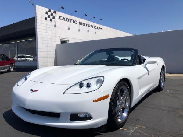 used 2007 Chevrolet Corvette car, priced at $39,900