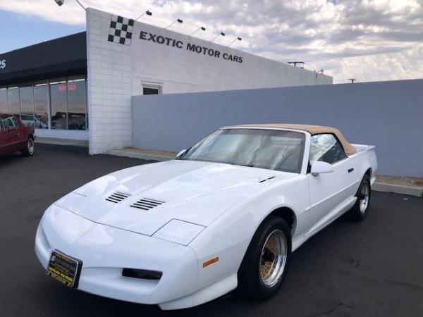 used 1991 Pontiac Firebird car, priced at $21,900