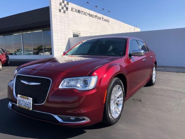 used 2017 Chrysler 300C car, priced at $19,900