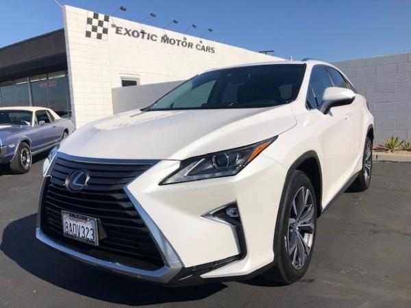 used 2017 Lexus RX 350 car, priced at $39,900