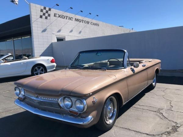 used 1963 Chevrolet Corvair car, priced at $19,900