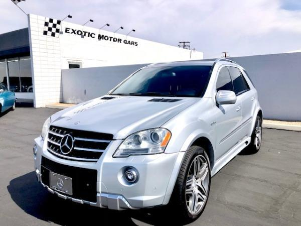 used 2010 Mercedes-Benz M-Class car, priced at $21,900